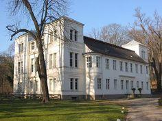 Karl Friedrich Schinkel (1781–1841) : Tegel Castle - von Humboldt family