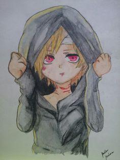 Anime--- Kano from Mekakucity Actors