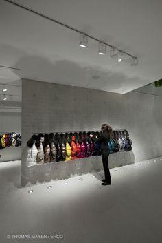 Duvetica Milano Shop, Milan, Italy by Tadao Ando Architect & Associates