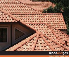 Our high finishing quality and variety of German and Spanish roof tiles makes us stand out from others! #RoofTiles #WoodAndGas