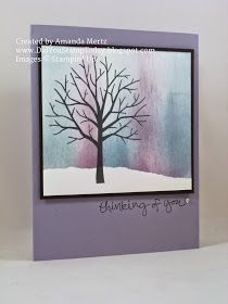 I was poking around on Pinterest a few weeks ago and came across this lovely card  by Heather Telford. It looked like a fun technique and...