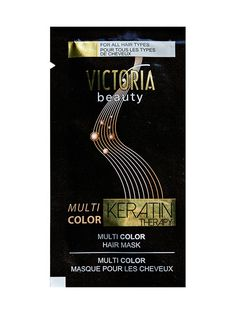 Masca de par cu keratina Keratin Therapy - 10 ml - Masca de par cu Keratina ce hraneste parul si protejeaza culoarea parului vopsit indiferent de nuanta. Culoarea se pastreaza intensa si stralucitoare. Contine factor de protectie UV. Se aplica pe parul proaspat spalat, se lasa sa actioneze 3 minute si apoi se clateste cu apa. Victoria Beauty, Keratin, Mascaras, Hair Type