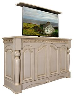 fall sale october and november on the adonzo tv lift cabinet living room pinterest hide tv living rooms and room