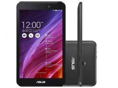 "Tablet Asus Fonepad 7 Dual Sim 8GB Tela 7"" 3G - Wi-Fi Android 4.4 Proc Intel Dual Core Câm 2MP"