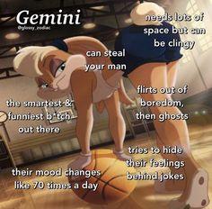Gemini Traits, Zodiac Sign Traits, Zodiac Signs Astrology, Zodiac Memes, Gemini Zodiac, Horoscope, Gemini Daily, June Gemini, Gemini Life