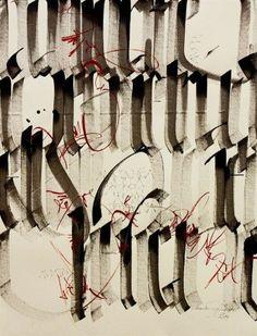 Massimo Polello | International Exhibition of Calligraphy