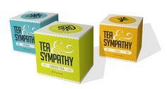 Tea Packaging - Sara Greene