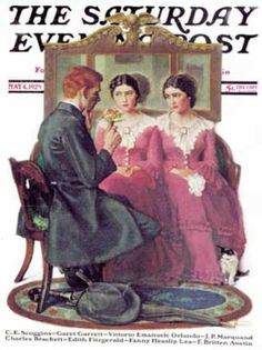 Saturday Evening Post - 1929-05-04 (Norman Rockwell)
