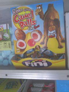 Customers do like some strange delicacies!