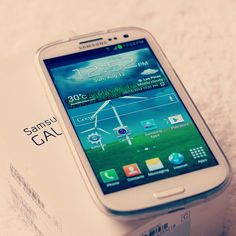 Samsung Galaxy S3 Marble White     Siêu thị điện máy HC  Trung tâm điện máy giá rẻ  http://hc.com.vn/dien-tu/tivi-led.html