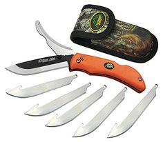 Outdoor Edge Cutlery RazorPro Knife Orange *** See this great product.Note:It is affiliate link to Amazon.