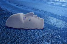 'FACE OF THE OCEAN' von photofiction bei artflakes.com als Poster oder Kunstdruck $24.96