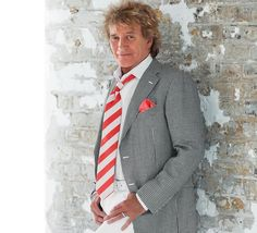 Rod Stewart. He's been along time favorite.