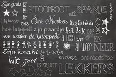 zie ginds komt de stoomboot...|DIY| Sinterklaas|krijtbord Winter Christmas, Christmas And New Year, Chalkboard Hand Lettering, Doodle, Childrens Holidays, Dutch Words, Window Art, Winter Time, Silhouette Cameo