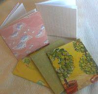 Bookbinding 101 - Secret Fold Notebook Tutorial