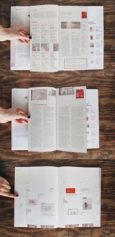 Dale Magazine by Sofia Copello, via Behance