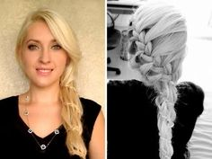 Waterfall Braid/Side Braid/Wrap-around/Spiral