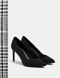 Comprar Ofertas de Calaier Mujer Camake Muchacha Faschion Clásico Noche  Atractivo Talones Fiesta Tacón De Aguja 5.5CM Sintético Ponerse Zapatos  barato.