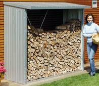 Biohort WoodStock 230 Wood Store