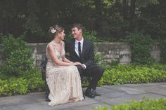 Every moment of this wedding day was stunning.  Such a classy couple! www.greenseedphotography.com
