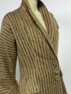 1940s Mohair coat - Detail