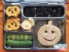 Fun school lunch box ideas.