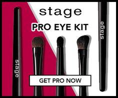 Stage Cosmetics  – Pro Brush!