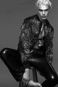 versace fall/winter 2014 campaign