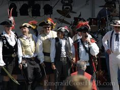 Captain Billys Brock Fisher, Tony Gilligan,Mike Gates,Keith Amiel, Tim Ray, and Bruce Marshall