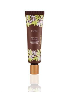 Tarte Clean Slate™ Flawless 12-hr Brightening Primer - A waterproof, 12-hour primer helps makeup stay in place longer while brightening skin for a healthy, glowing complexion. Formulated WITHOUT: parabens, mineral oil, phthalates, sodium lauryl sulfates, triclosan, & gluten. Cruelty Free. Vegan. Made in USA.
