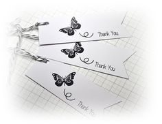 clearly besotted butterfly wishes & happy everything stamp sets...