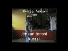 Jenkka tanssikurssi - YouTube Youtube, Youtubers