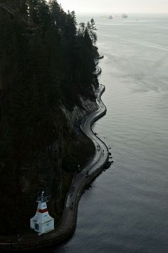 A winding journey in Vancouver.