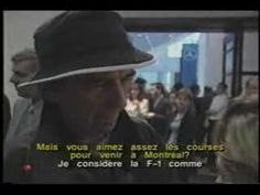 From French-Canadian TV. Rare clip of George Harrison at The Montreal Grand-Prix, June 2000. Trying to escape the journalist at first, he ended giving a few ...
