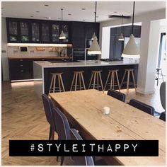 "207 Likes, 15 Comments - Katie Woods PP Renovation (@comedowntothewoods) on Instagram: ""Happy Tuesday one and all and thank you for all your lovely #styleithappy kitchen shots. Sorry we…"""