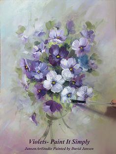 P1110 Violets- Download - Jansen Art Store