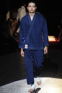 Umit Benan Fall 2016 Menswear Collection Photos - Vogue