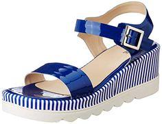 Lavie Women's Blue Fashion Sandals-3 UK/India (36 EU)(8120 Sling) Blue Fashion, Womens Fashion, Cheap Sandals, Fashion Sandals, India, Shoes, Self, Goa India, Zapatos