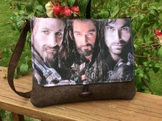 Sons of Durin Purse, $32.00 by DymphnaDesigns ((I got this today and i am SCREAMING!!!! It's the most beautiful item i have ever seen in my entire life,, HIGHLY recommend this seller!!! Thank you so much @theladyofgondor !!! <3))