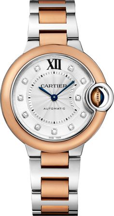 Mother's Day Cartier Watch