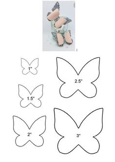 Bows For Babies Baby Bows Diy Butterfly Butterfly Template Felt Bows Ribbon Bows Diy Hair Bows Diy Bow Diy Headband Making Hair Bows, Diy Hair Bows, Diy Bow, Fabric Hair Bows, Felt Flowers, Fabric Flowers, Paper Flowers, Bow Template, Butterfly Template