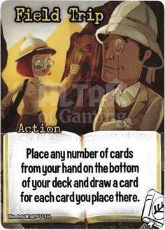 Field Trip - Miskatonic University - Smash Up Card | Altar of Gaming