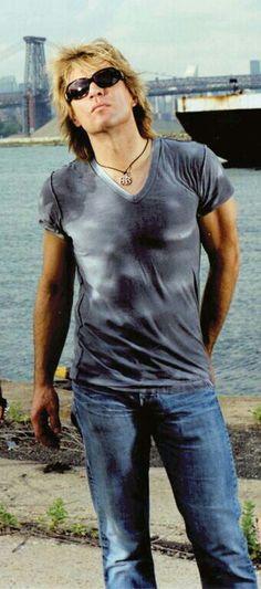 ♥ Bon Jovi yes please