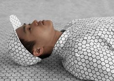 Snarkitecture prints subway tiles and marble onto garments