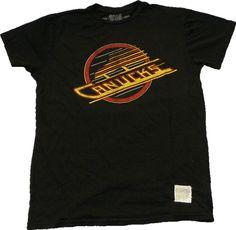 Vancouver Canucks Men s Original Retro Brand T-Shirt c58017e9e