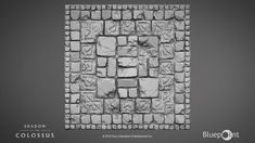 ArtStation - Shadow of the Colossus - Materials and Sculpts, Matthew Via