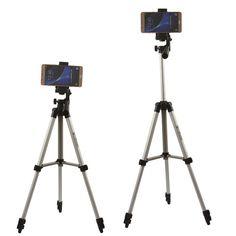 Aluminium Camera Stand Tripod Mount Holder For Samsung Galaxy J7 J5 Note 7 6 5