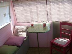 Am Nager Caravane En Atelier Trailer Caravan