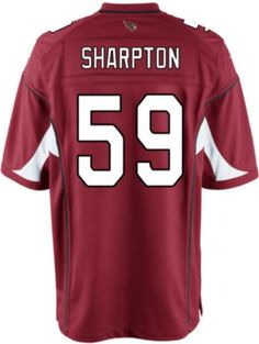 Cardinals LB Darryl Sharpton ( DARRYLSHARPTON) will wear number 59  American College Football 96976e0a4