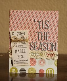 A card created by @Ashley Harris using @Pink Paislee's City Sidewalks collection.